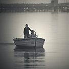 When the Boat Comes In  by Christine Wilson