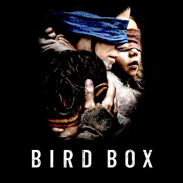 Bird Box tshirt, Bird Box merch (Best in Black) by MelanixStyles
