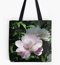 Chinese herbaceous peony Tote Bag
