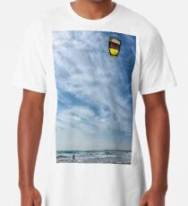 Kite surfer Long T-Shirt