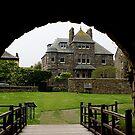 St Andrews University view by BronReid