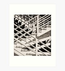 railings Art Print