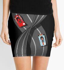 Infinite Slots - Vertical Mini Skirt