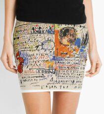 Basquiat 22 Minirock