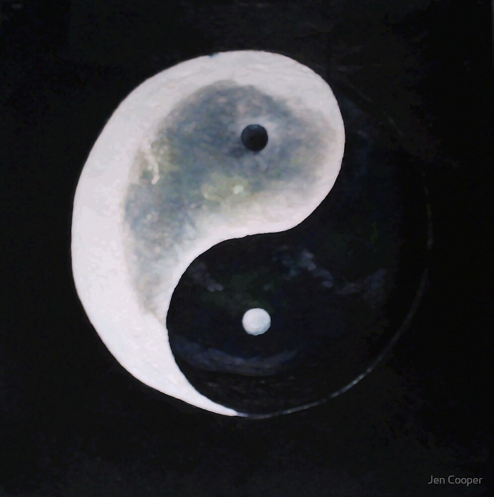 World in Balance by Jen Cooper