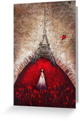 Love in Paris by theArtoflOve
