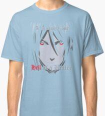 Black Butler Funny TShirt Epic T-shirt Humor Tees Cool Tee Classic T-Shirt