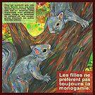 Se comporter comme une dame (L'écureuil gris) by Gwenn Seemel