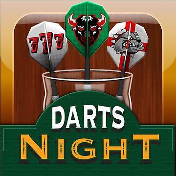 Darts night by Amnezia