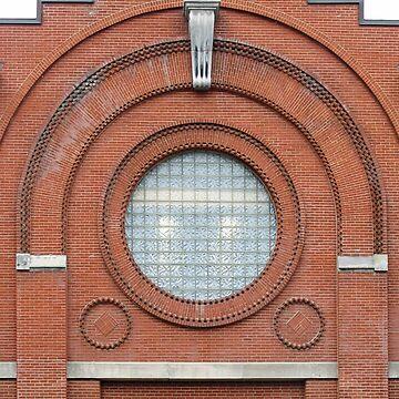 A Big Round Window by ethna