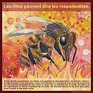 Les véritables Amazones (L'abeille européenne) by Gwenn Seemel