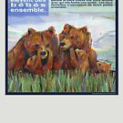Mamans ours (Le grizzli) by Gwenn Seemel
