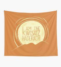 I am the Kwisatz Haderach Wall Tapestry