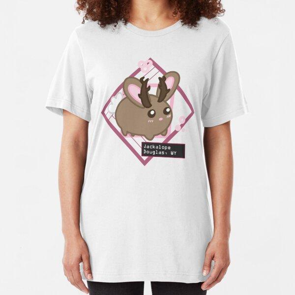 Jackalope Slim Fit T-Shirt
