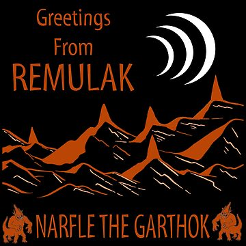 Greetings from Remulak!  by drquest