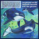Une soirée entre potes (L'orque) by Gwenn Seemel