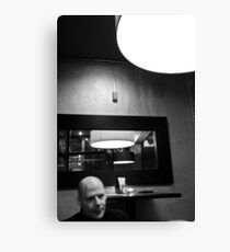 Bruce Willis? Canvas Print