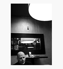Bruce Willis? Photographic Print