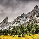 The Fabulous Flatirons by Gregory J Summers