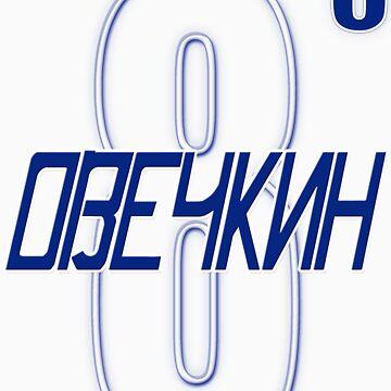Ovechkin by joshanda
