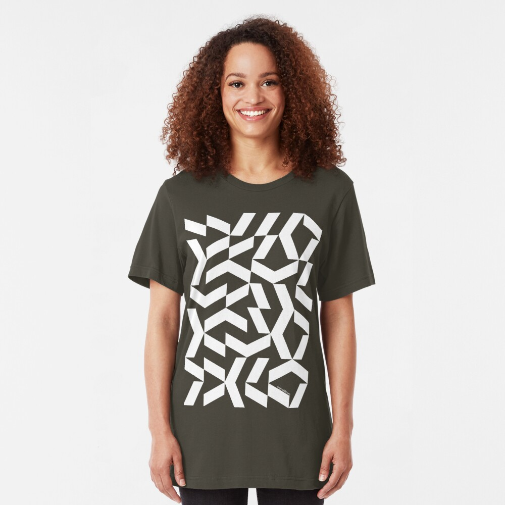 Chaotik K (w) Slim Fit T-Shirt