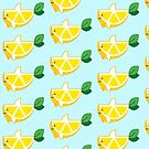 Lemon Shark by Sophia Adalaine Zhou
