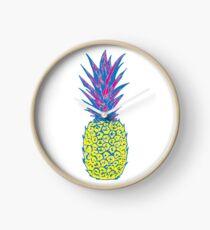Ananas Uhr
