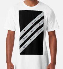 Yikes Alesia Spaß Textur Hipster Top-Verkauf Longshirt