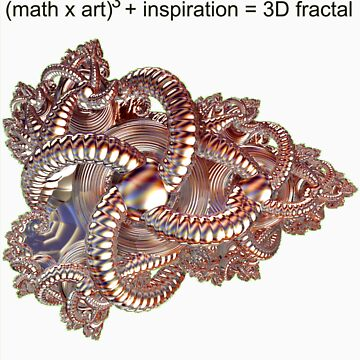 Fractal Math - Dragon Ship by PeterBerryFL