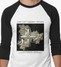 Double Julia Artifact Men's Baseball ¾ T-Shirt