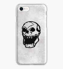 Oh The Horror! 4 iPhone Case/Skin
