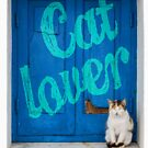 Cat Lover Window Sill by tastypaper