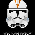 212th Attack Battalion Clone Troopers - Brothers by nothinguntried