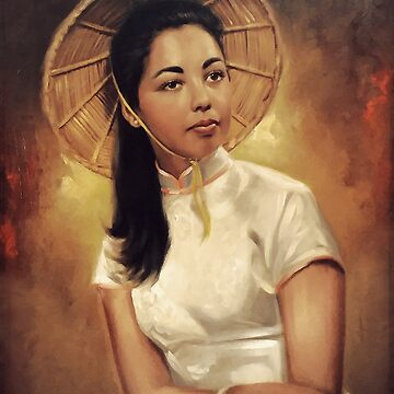 Daughter of Hanoi 1976 by Grundelboy
