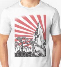 Japanese Landscape T Unisex T-Shirt