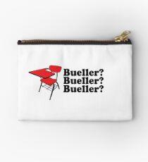 Bueller Zipper Pouch