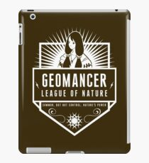 League of Nature iPad Case/Skin