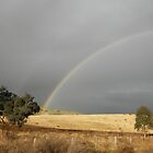 Rainbow, Southern New South Wales, Australia. by kaysharp