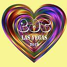 Electric Daisy Carnival Heart 2019 by FrankieCat