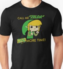 Call Me Zelda One More Time T-Shirt