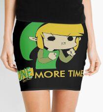 Call Me Zelda One More Time Mini Skirt