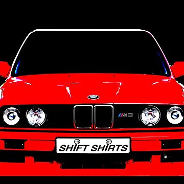 Produced For Homologation - E30 Inspired by ShiftShirts