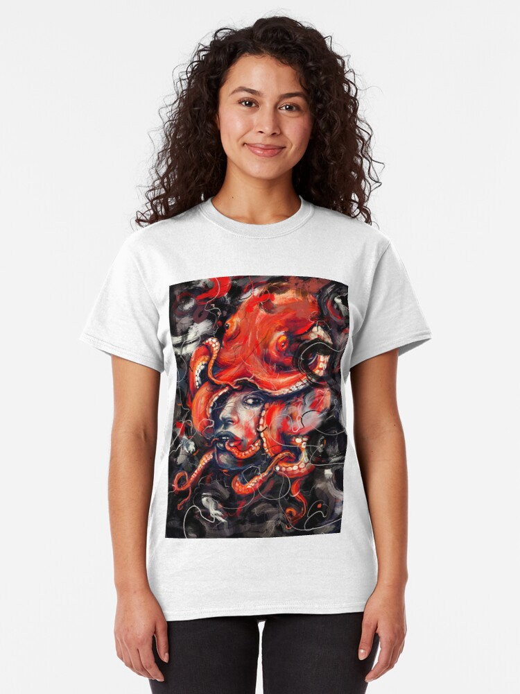 Alternate view of Empress Octo Classic T-Shirt