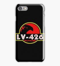 Xenomorph Park - LV 426.  iPhone Case/Skin