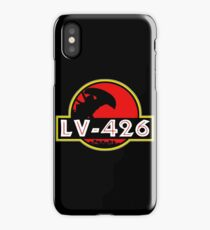 Xenomorph Park - LV 426.  iPhone Case/Skin
