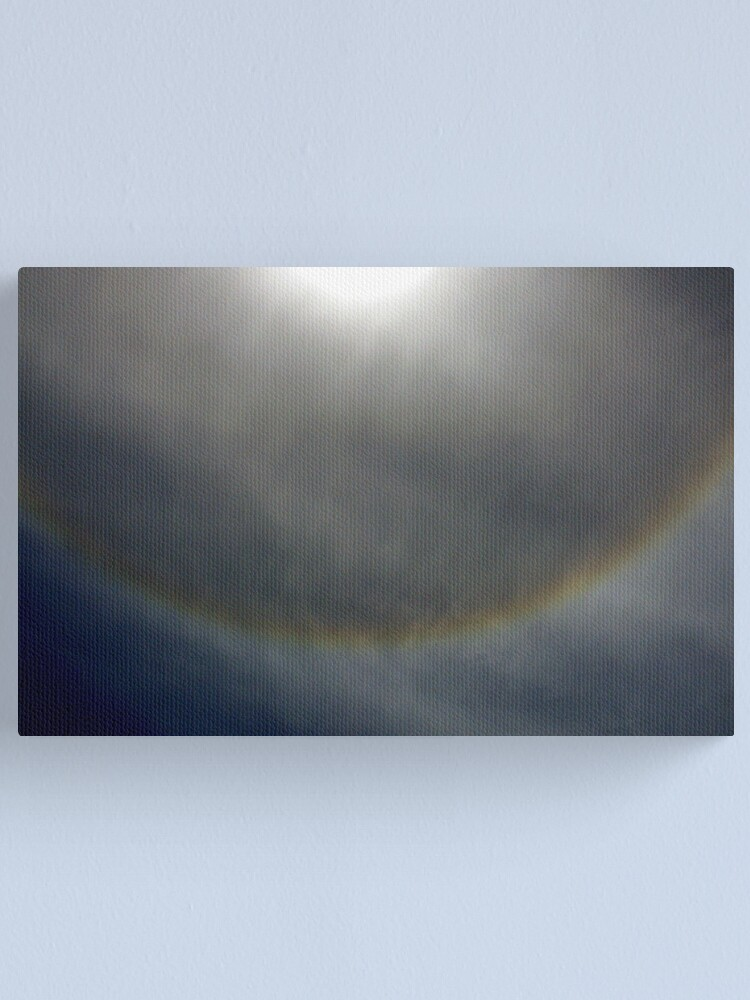 Alternate view of Solar Halo. 2 Canvas Print