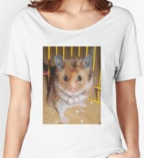 Hamster Barney Women's Relaxed Fit T-Shirt