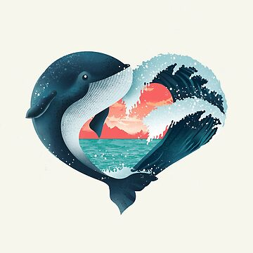 Ocean Heart by dandingeroz