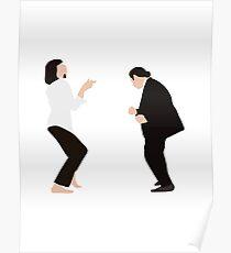 Pulp Fiction - Dance Poster