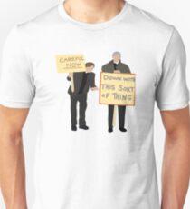 Pater Ted Vorsicht jetzt Slim Fit T-Shirt